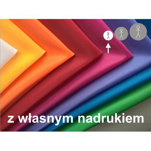 Chusta z nadrukiem dla dzieci młodszych 8 kolorów
