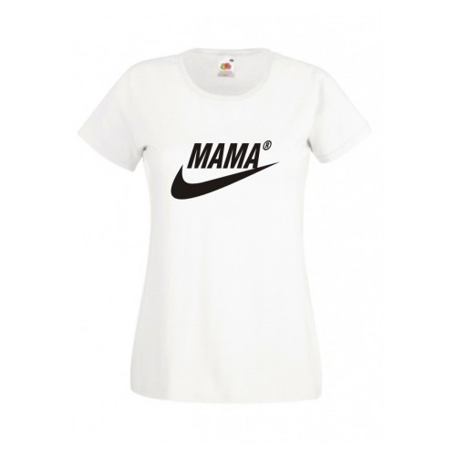 Koszulka dla Mamy Mama Nike black