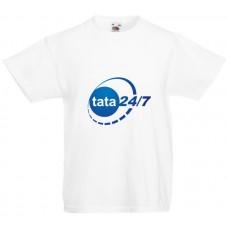 Koszulka TATA 24/7 blue
