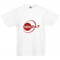 Koszulka TATA 24/7 red