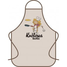 Fartuch kuchenny Królowa kuchni 1