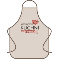 Fartuch kuchenny Królowa kuchni 2