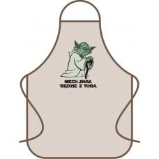 Fartuch kuchenny Yoda