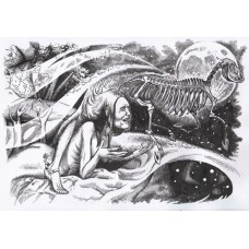 Koszulka ELM - ilustracja wiersza SYLVII PLATH