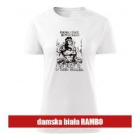 Koszulka RAMBO - dokonaj niemożliwego