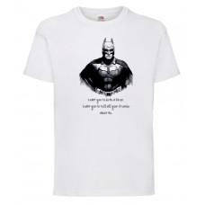 Koszulka Batman dla dzieci