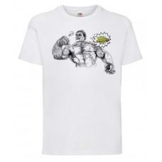 Koszulka Hulk dla dzieci