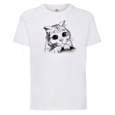 Koszulka Kot Puszek dla dzieci