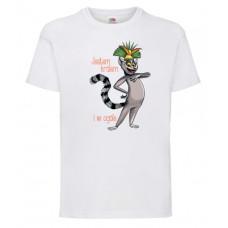 Koszulka Król Julian dla dzieci