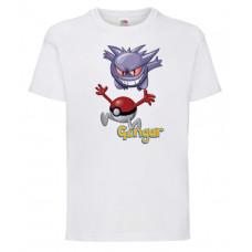 Koszulka Gengar Pokemony dla dzieci