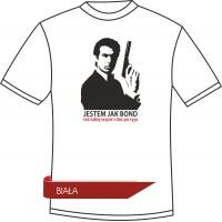 Koszulka Bond męska