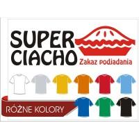 Koszulka Super Ciacho męska