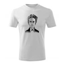 Koszulka Dr Who 12 Peter Capaldi