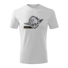 Koszulka Yoda portret Gwiezdne Wojny