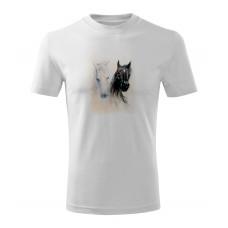 Koszulka Konie