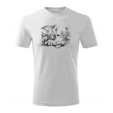 Koszulka Kot i pies