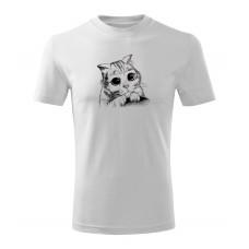 Koszulka Kot Puszek