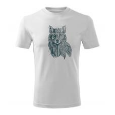 Koszulka Piękny wilk