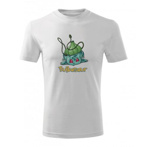 Koszulka Bulbasaur Pokemony