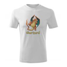 Koszulka Charizard Pokemony