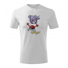 Koszulka Gengar Pokemony