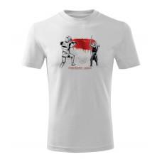 Koszulka Szturmowiec vs Legolas