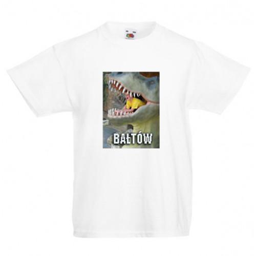 Koszulka z własnym zdjęciem dziecięca