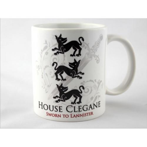 Kubek Gra o Tron House Clegane