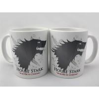 Kubek Gra o Tron House Stark