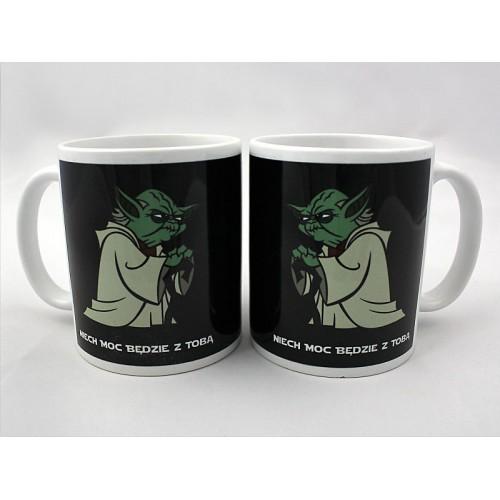 Kubek Gwiezdne Wojny Yoda 1