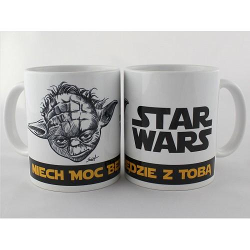 Kubek Gwiezdne Wojny Yoda 3