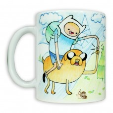Kubek Adventure Time