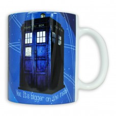 Kubek Doctor Who Tardis