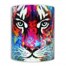 Kubek Kolorowy Tygrys