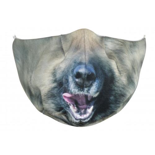 Maseczka ochronna wielorazowa pies