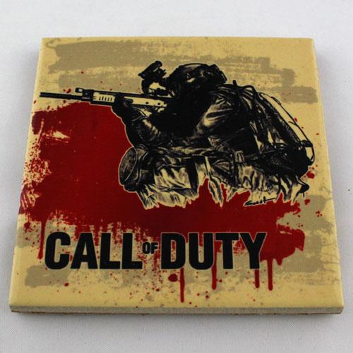 Podkładka ceramiczna pod kubek Call of Duty 1