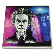 Podkładka ceramiczna pod kubek Doctor Who 12 Capaldi