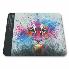 Podkładka pod mysz Kolorowy Tygrys