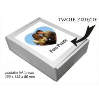 Foto Puzzle zdjęcie serce 19x19cm/75 w pudełku