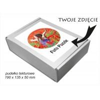 Foto Puzzle zdjęcie okrągłe 21x21cm/30 w pudełku