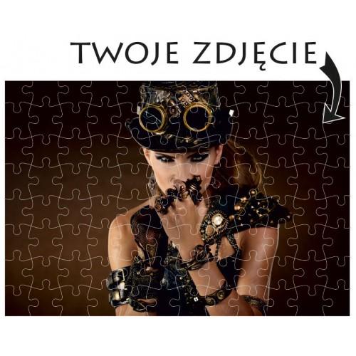 Foto Puzzle zdjęcie 28x19cm/96 w pudełku