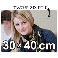 Foto Puzzle zdjęcie 40x30cm/300 w pudełku