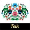 Folk, pamiątki z Polski