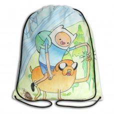 Worek/plecak impregnowany Adventure Time
