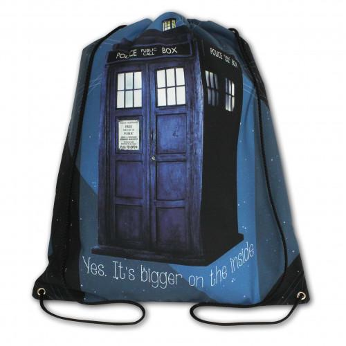 Worek/plecak impregnowany Doctor Who Tardis