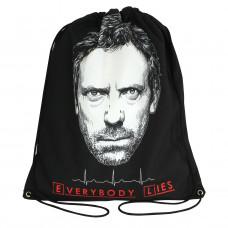 Worek/plecak impregnowany Doktor House