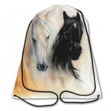 Worek/plecak impregnowany Konie